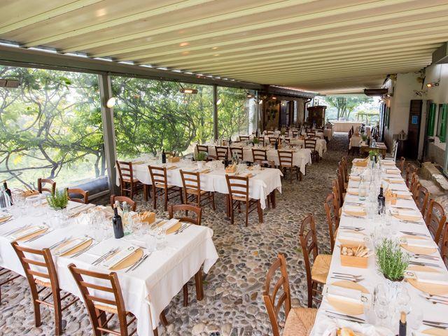 Il matrimonio di Anders e Cristina a Montevecchia, Lecco 22