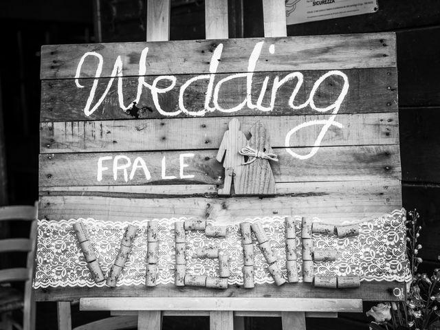 Il matrimonio di Anders e Cristina a Montevecchia, Lecco 28