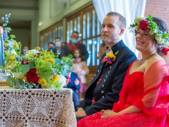 Il matrimonio di Anders e Cristina a Montevecchia, Lecco 29