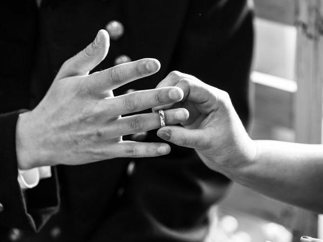 Il matrimonio di Anders e Cristina a Montevecchia, Lecco 31