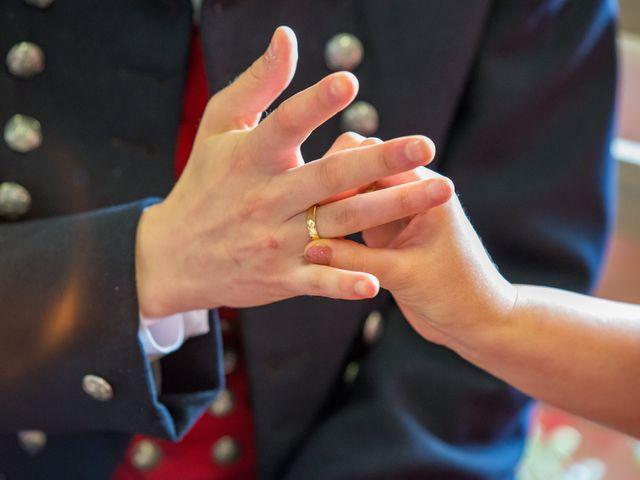 Il matrimonio di Anders e Cristina a Montevecchia, Lecco 32