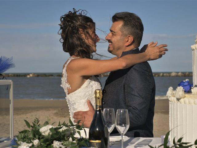 Le nozze di Claudia e Milo