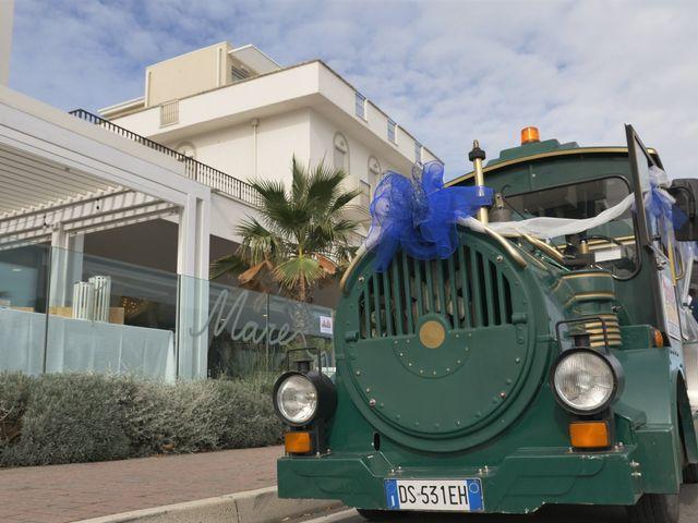 Il matrimonio di Milo e Claudia a Bellaria-Igea Marina, Rimini 12