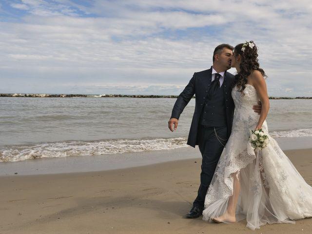 Il matrimonio di Milo e Claudia a Bellaria-Igea Marina, Rimini 15