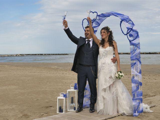 Il matrimonio di Milo e Claudia a Bellaria-Igea Marina, Rimini 17