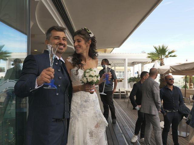 Il matrimonio di Milo e Claudia a Bellaria-Igea Marina, Rimini 20