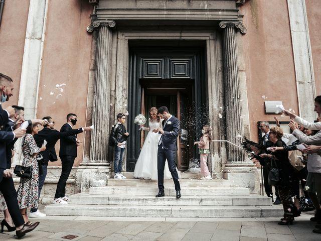 Il matrimonio di Michele e Francesca a Venezia, Venezia 13