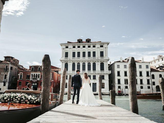 Il matrimonio di Michele e Francesca a Venezia, Venezia 15