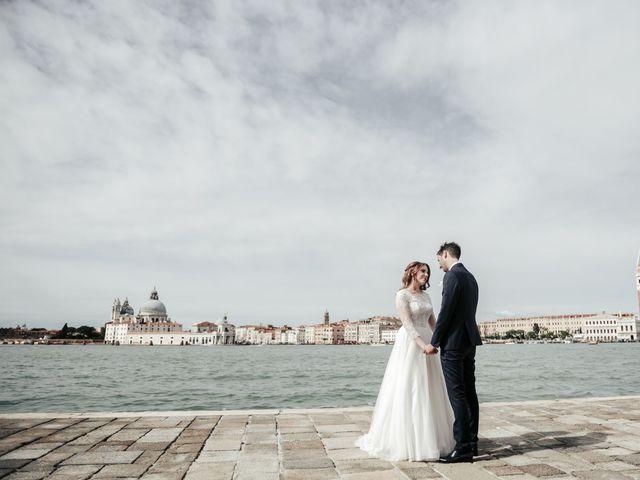 Il matrimonio di Michele e Francesca a Venezia, Venezia 21