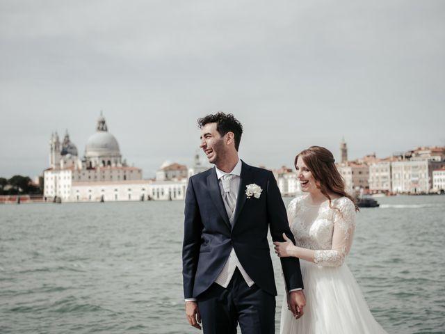 Il matrimonio di Michele e Francesca a Venezia, Venezia 22