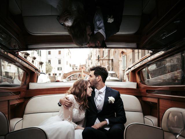 Il matrimonio di Michele e Francesca a Venezia, Venezia 24