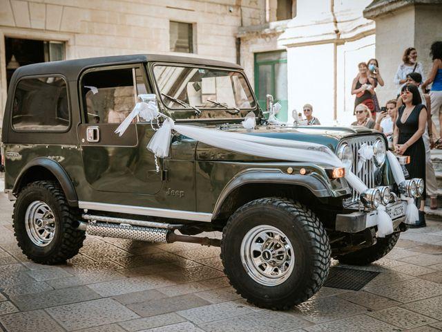 Il matrimonio di Giuseppe e Dalila a Lecce, Lecce 8