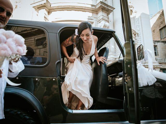 Il matrimonio di Giuseppe e Dalila a Lecce, Lecce 9