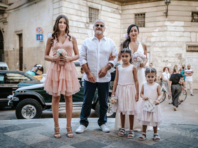 Il matrimonio di Giuseppe e Dalila a Lecce, Lecce 11