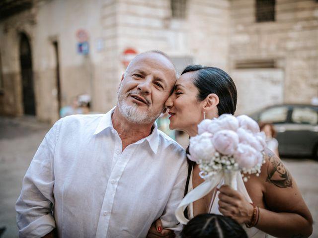 Il matrimonio di Giuseppe e Dalila a Lecce, Lecce 12