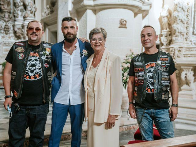 Il matrimonio di Giuseppe e Dalila a Lecce, Lecce 13