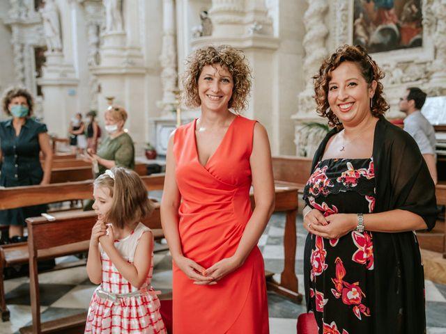 Il matrimonio di Giuseppe e Dalila a Lecce, Lecce 14