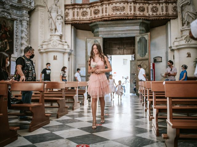 Il matrimonio di Giuseppe e Dalila a Lecce, Lecce 15