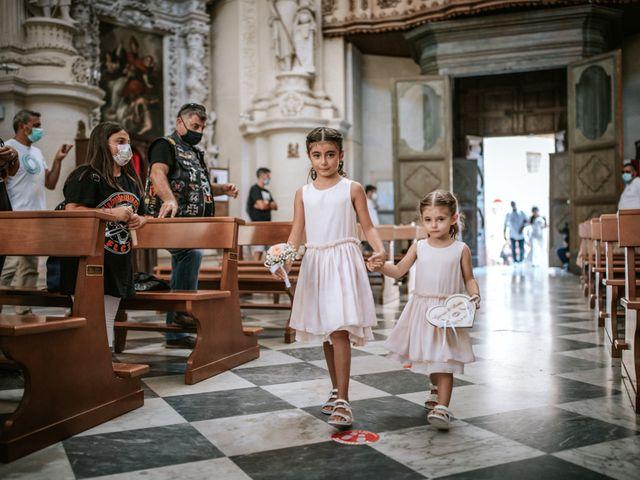 Il matrimonio di Giuseppe e Dalila a Lecce, Lecce 16