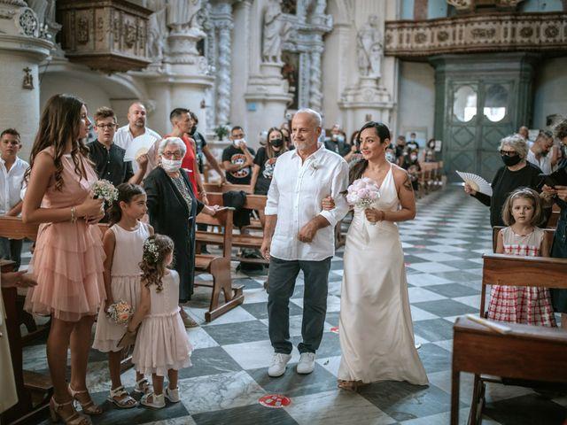Il matrimonio di Giuseppe e Dalila a Lecce, Lecce 19