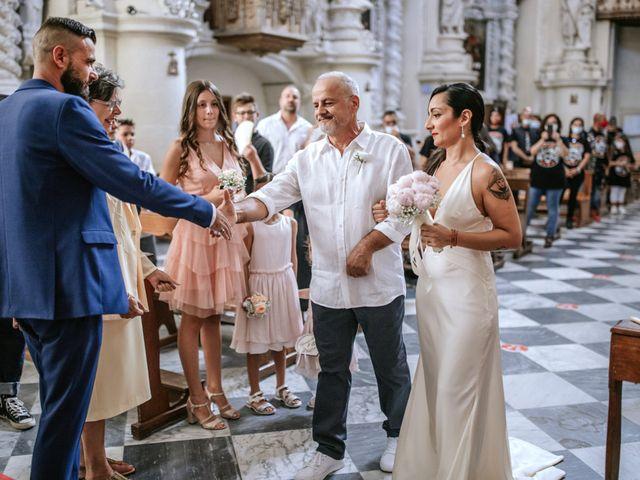Il matrimonio di Giuseppe e Dalila a Lecce, Lecce 20
