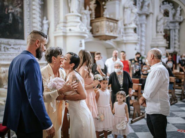 Il matrimonio di Giuseppe e Dalila a Lecce, Lecce 21