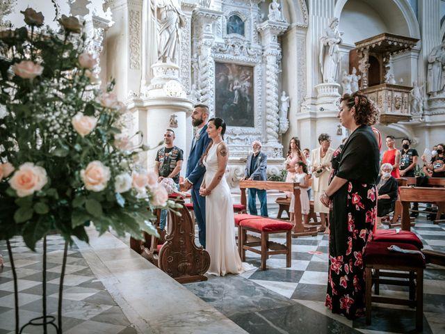 Il matrimonio di Giuseppe e Dalila a Lecce, Lecce 23