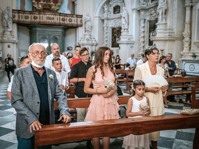 Il matrimonio di Giuseppe e Dalila a Lecce, Lecce 24