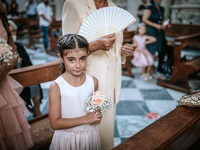 Il matrimonio di Giuseppe e Dalila a Lecce, Lecce 25
