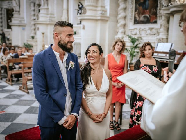 Il matrimonio di Giuseppe e Dalila a Lecce, Lecce 28