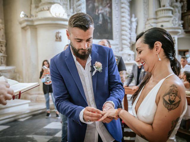 Il matrimonio di Giuseppe e Dalila a Lecce, Lecce 33
