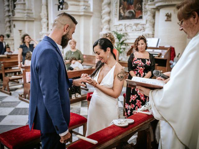 Il matrimonio di Giuseppe e Dalila a Lecce, Lecce 35