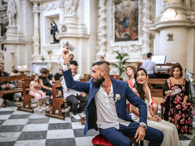 Il matrimonio di Giuseppe e Dalila a Lecce, Lecce 39
