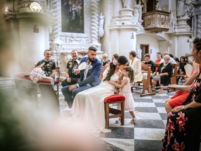 Il matrimonio di Giuseppe e Dalila a Lecce, Lecce 40