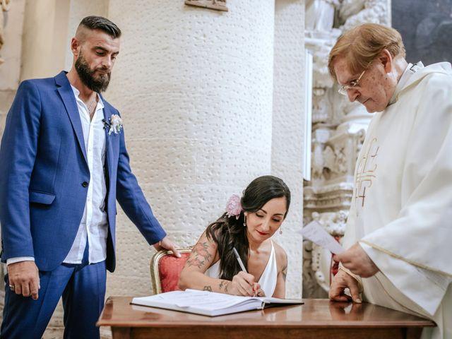 Il matrimonio di Giuseppe e Dalila a Lecce, Lecce 42