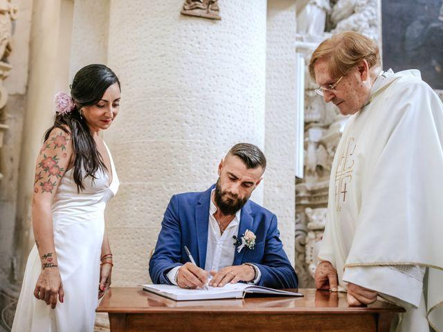 Il matrimonio di Giuseppe e Dalila a Lecce, Lecce 43