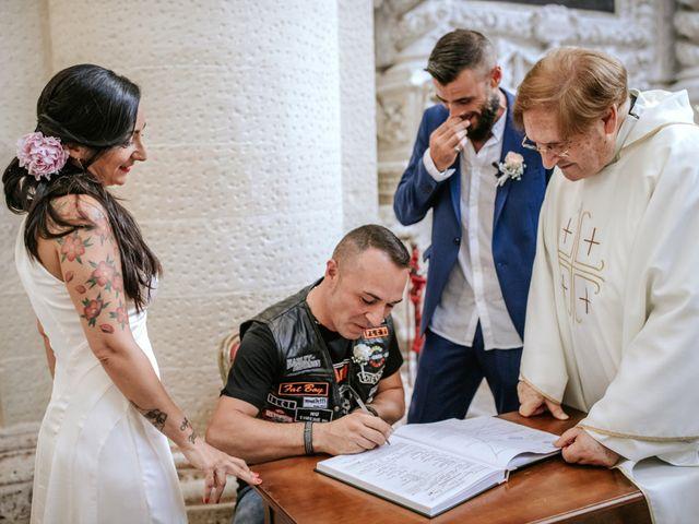 Il matrimonio di Giuseppe e Dalila a Lecce, Lecce 44