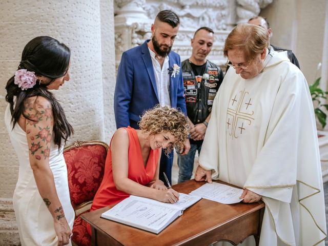 Il matrimonio di Giuseppe e Dalila a Lecce, Lecce 46