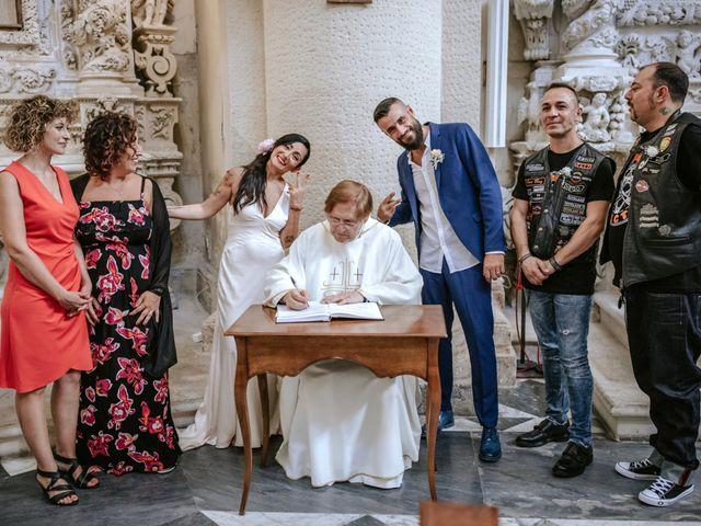 Il matrimonio di Giuseppe e Dalila a Lecce, Lecce 48