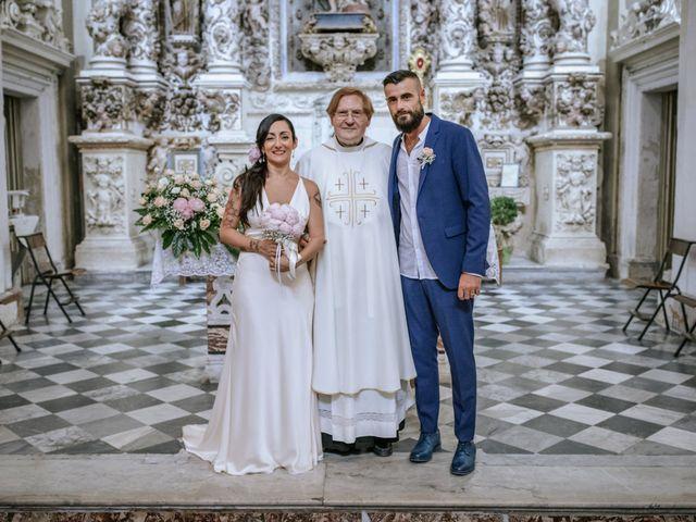 Il matrimonio di Giuseppe e Dalila a Lecce, Lecce 49