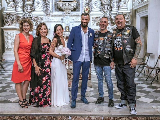 Il matrimonio di Giuseppe e Dalila a Lecce, Lecce 50