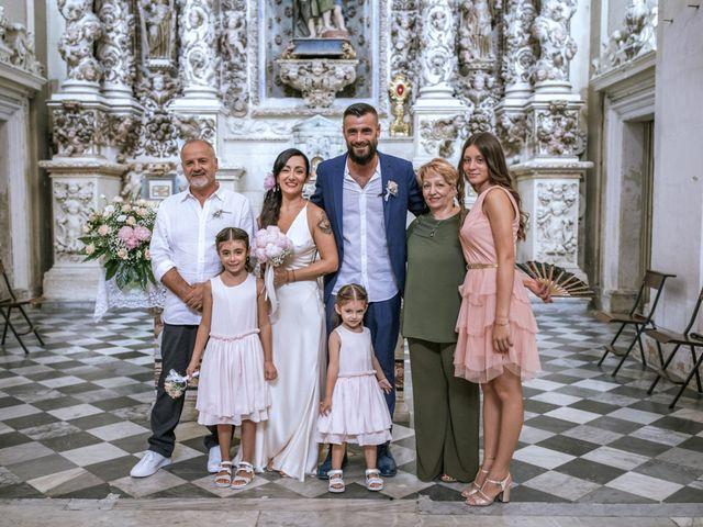 Il matrimonio di Giuseppe e Dalila a Lecce, Lecce 53