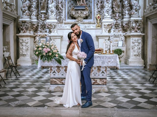 Il matrimonio di Giuseppe e Dalila a Lecce, Lecce 56