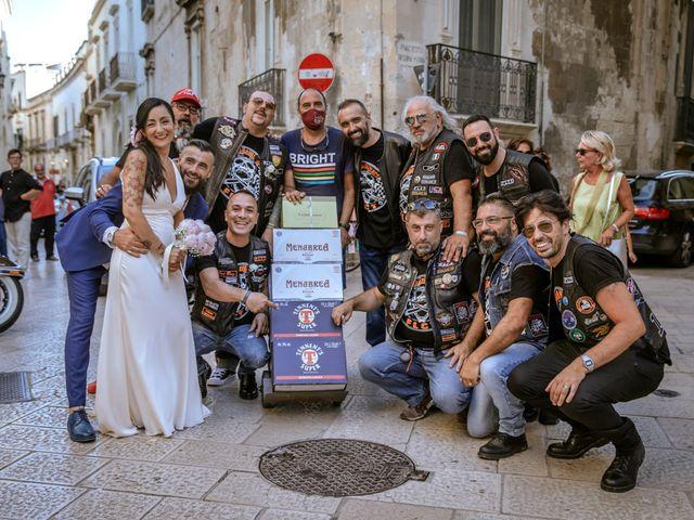 Il matrimonio di Giuseppe e Dalila a Lecce, Lecce 63