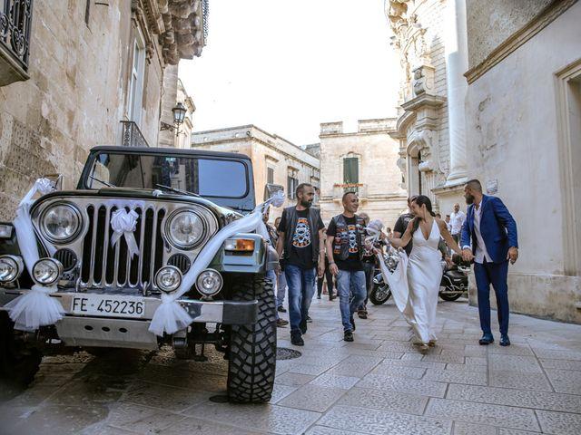 Il matrimonio di Giuseppe e Dalila a Lecce, Lecce 65