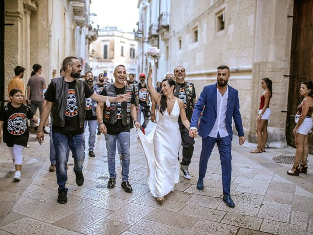 Il matrimonio di Giuseppe e Dalila a Lecce, Lecce 66