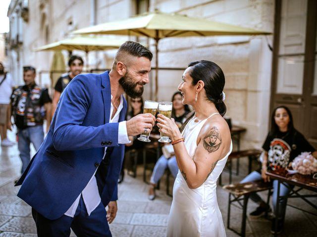 Il matrimonio di Giuseppe e Dalila a Lecce, Lecce 69