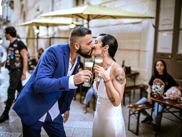 Il matrimonio di Giuseppe e Dalila a Lecce, Lecce 70