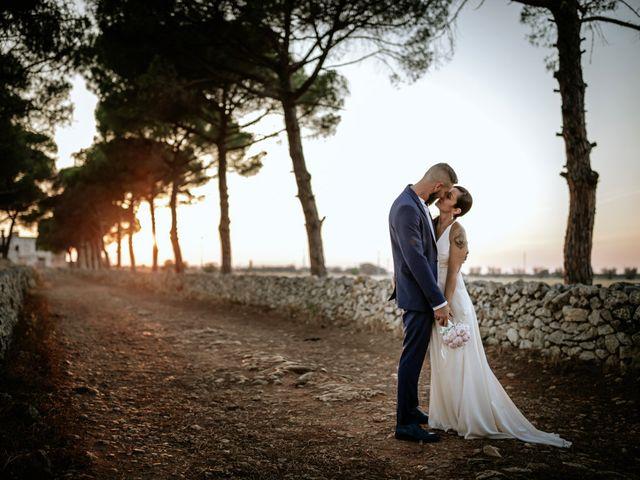 Il matrimonio di Giuseppe e Dalila a Lecce, Lecce 74
