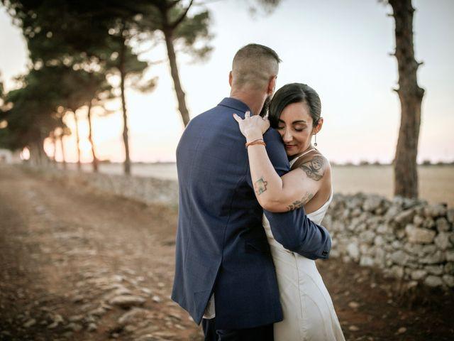Il matrimonio di Giuseppe e Dalila a Lecce, Lecce 75